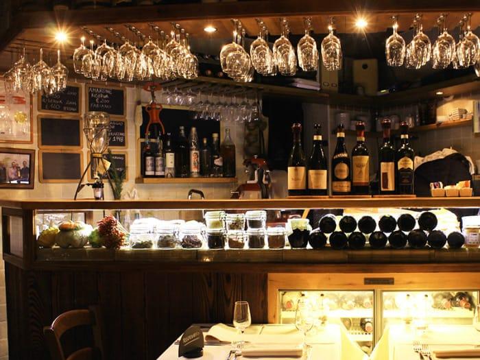 Wine bar Ai Artisti