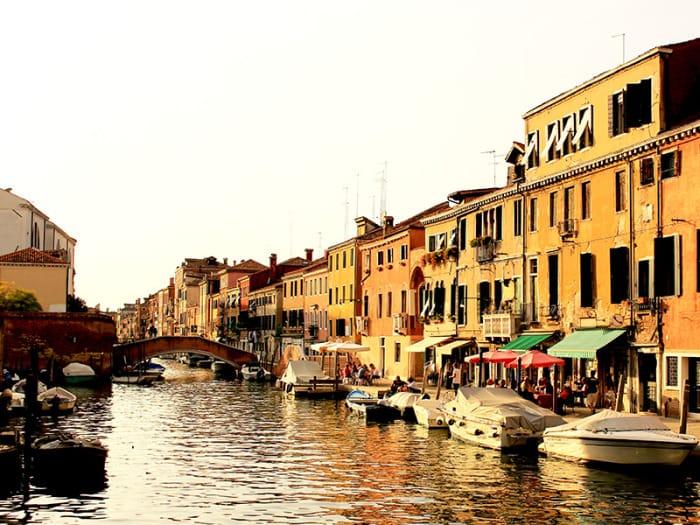 All'estremo nord di Venezia