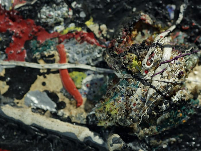Big Bang of colours, the new Alchemy by Jackson Pollock