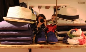 Shopping in Frezzaria