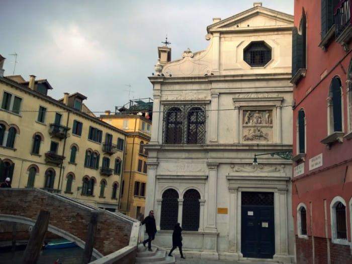 Scuola Dalmata San Giorgio degli Schiavoni