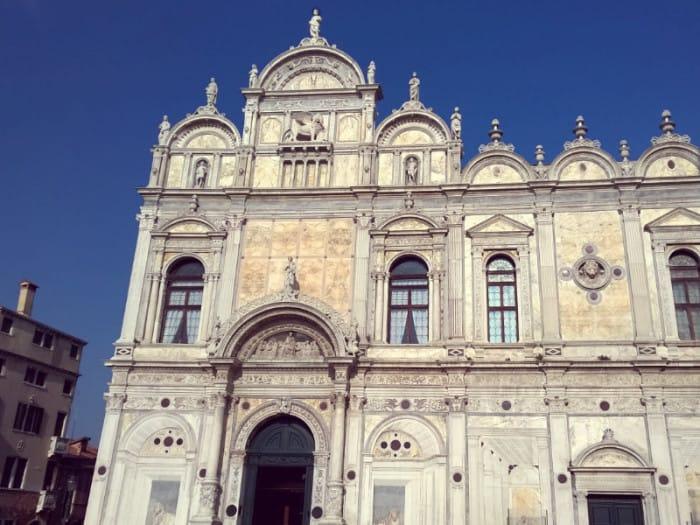 Tre buoni motivi per entrare (da sani) all'Ospedale Civile di Venezia