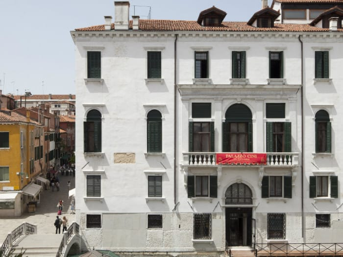 Cini Palace, Venice finds its treasure again