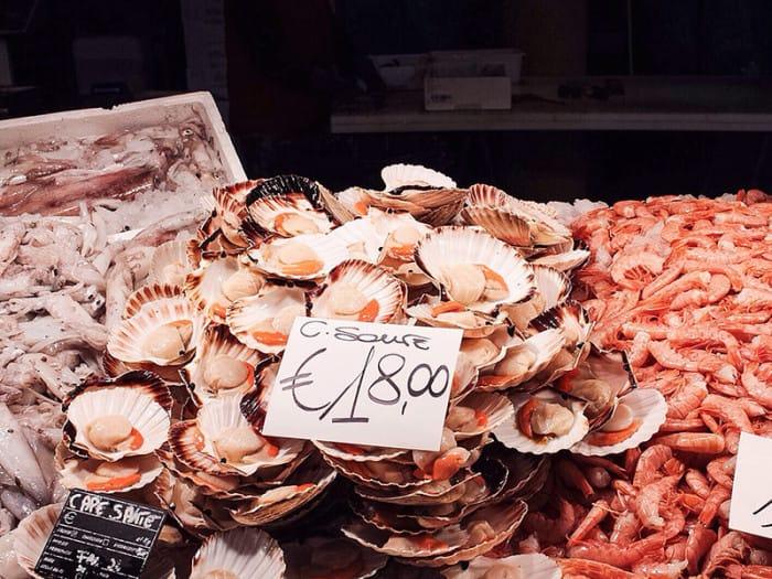 Un giorno al mercato di Rialto
