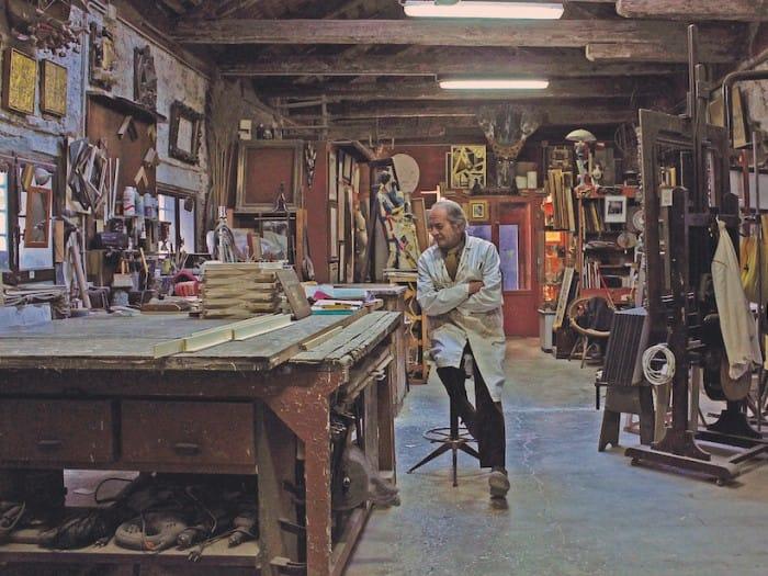 Atelier d'artista in Santa Maria Mater Domini