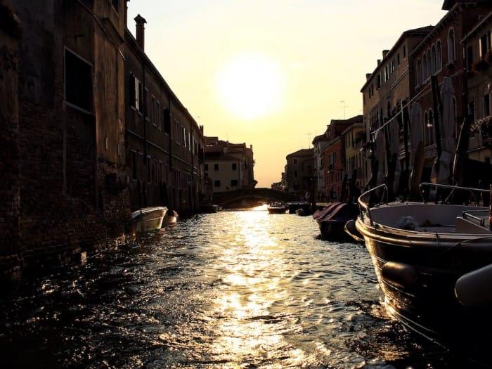 Primavera a Venezia!