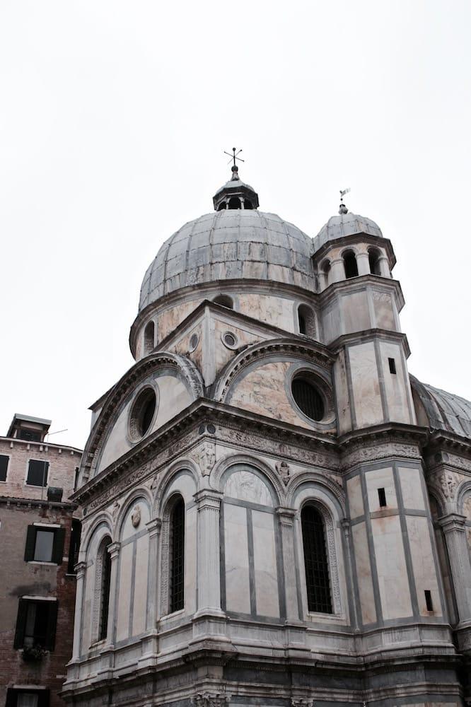 Santa Maria dei Miracoli Abside