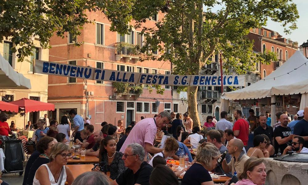 San Giacomo's folk festival